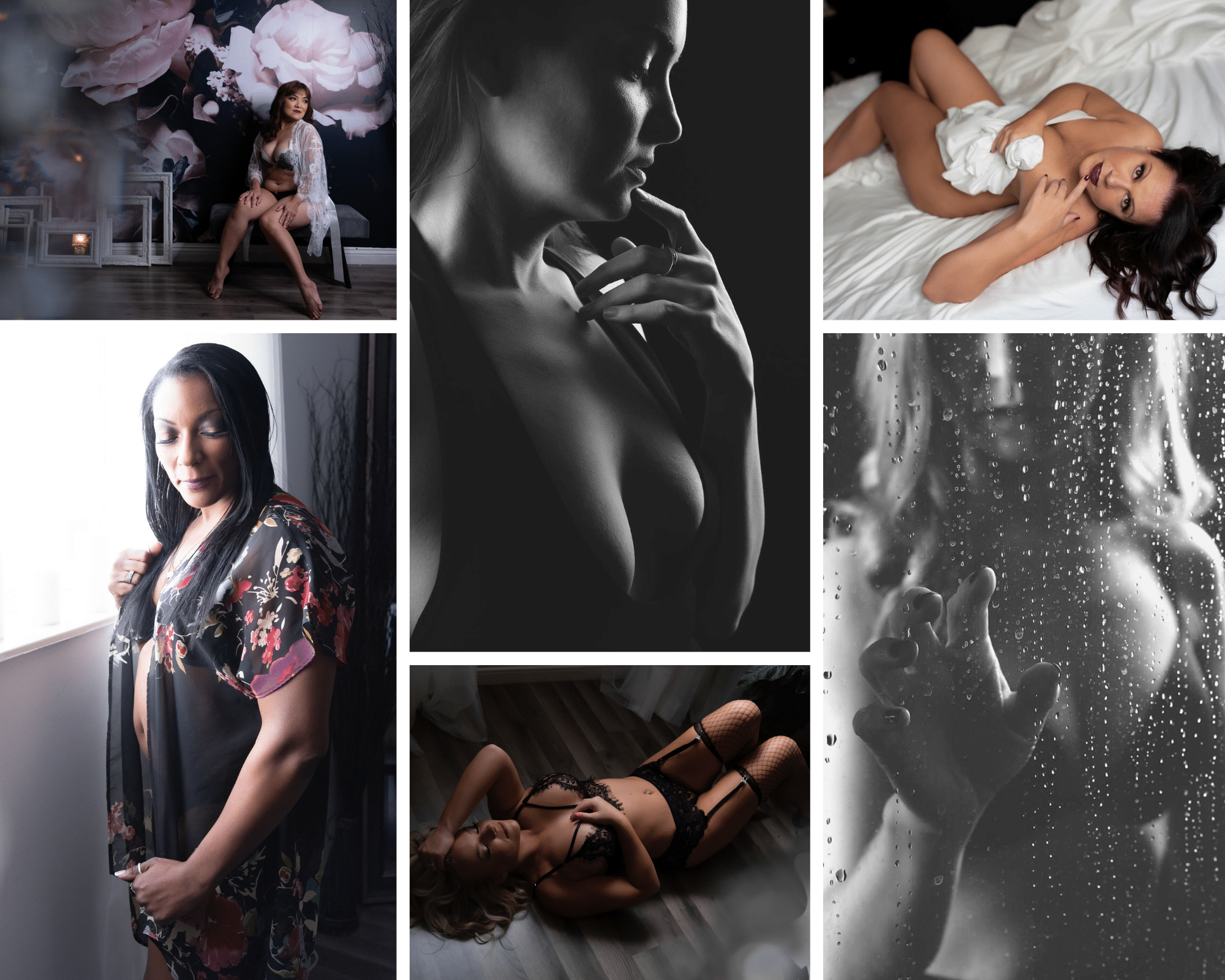 Columbus Ohio Boudoir Photographer