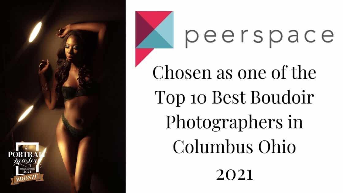 Ohio's #1 Luxury Boudoir Photography